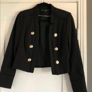 Like new blazer black